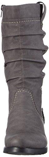 Rieker Y8080, Women's Boots Grey (Dust/42)