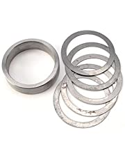 amazon differential rings pinions transmission drive 1953 Buick Cars jegs 61216 pinion shims solid spacer fits
