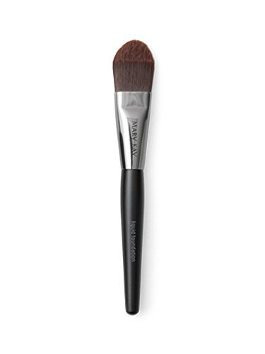 mary-kay-liquid-foundation-makeup-brush
