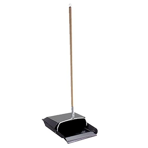 Fulton 601B Long Handle Dust Pan