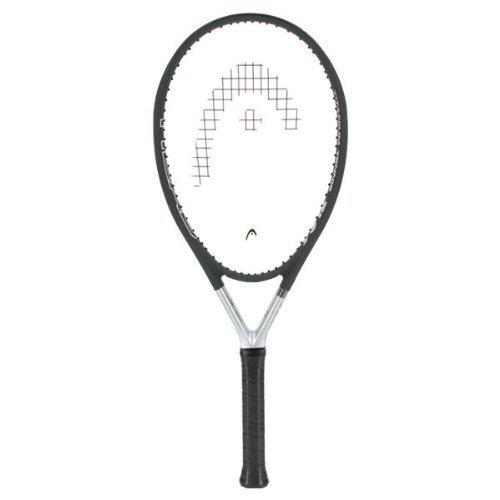 HEAD Ti.S6 Tennis Racquet, Strung, 4 1/8 Inch Grip