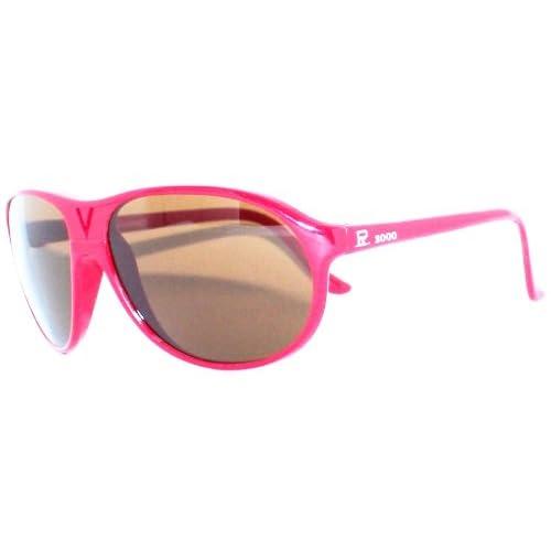 6cbb77b7dcc durable service Vuarnet Men s Women s 085 Red Aviator Sunglasses Px2000  Mineral Lenses