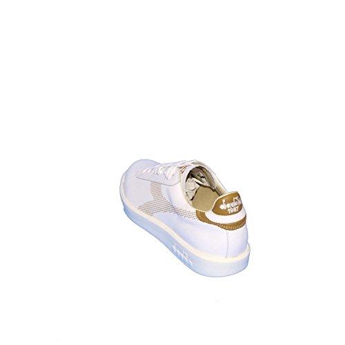 Diadora Heritage 201.172794 Sneaker Homme Blanc 8