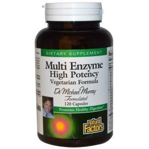 Amazon.com: Multi Enzyme Vegetariana Fórmula ALTA POTENCIA ...