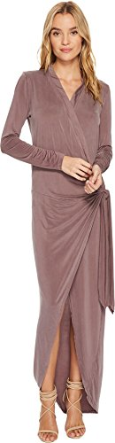 Young Fabulous & Broke Women's Emilio Dress Sugar Plum (Sugar Plum Dress)