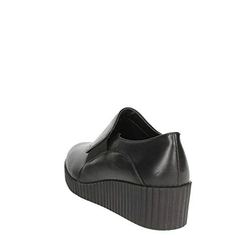 D2037 09 Flexx Black Women The Moccasin qvzESS