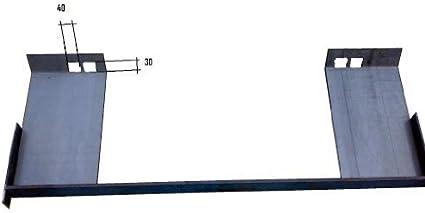 Placa de acoplamiento para Bobcat como Equipo, de LF-Tech, Consola de soldadura, Pala cargadora