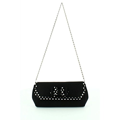 Ruby Shoo Brighton Mujer Handbag Negro Negro