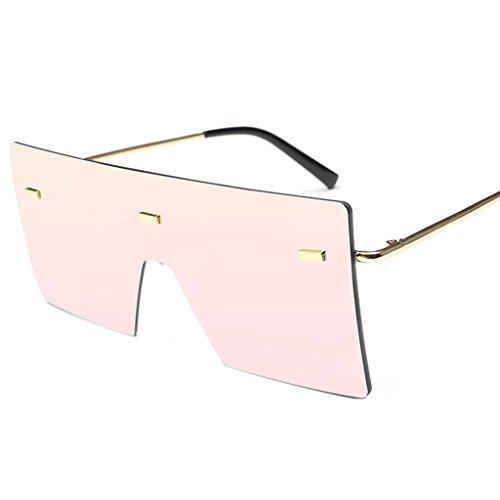 de 2 de Espejo de de sol Conductor Color Gafas Gafas Caballero señoras Personalidad de Gafas Las del Moda 4 sol de conducción ZqxSPg