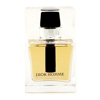 Christian Dior Dior Homme Eau De Toilette Spray (New Version) 50ml/1.7oz (Dior Homme Eau De Toilette 50 Ml)