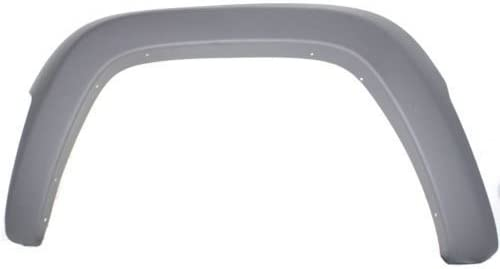 New CH1268116 Front Driver Side Fender Flares for Jeep Liberty 2005-2007