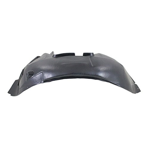 09-11 XF, XFR Front Splash Shield Inner Fender Liner Panel Left Hand Driver Side