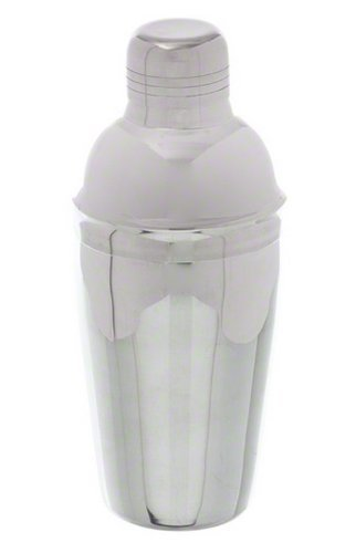 Update International (DCS-3PM) 16 Oz 3-Piece Stainless Steel Deluxe Cocktail Shaker by Update International