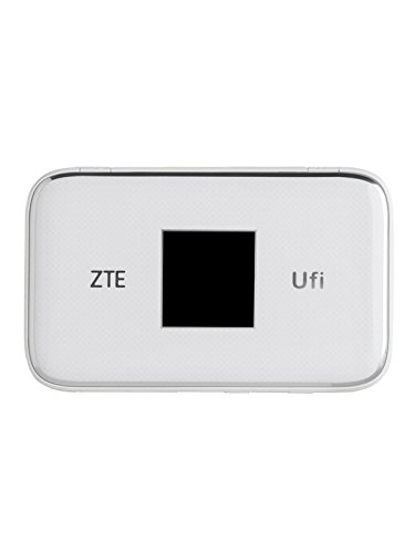 Router Hotspot ZTE MF970 4G LTE Unlocked GSM LTE USA Latin Caribbean Europe, Asia, Middle East and Africa Up to 300 mbps 15 Wifi Users