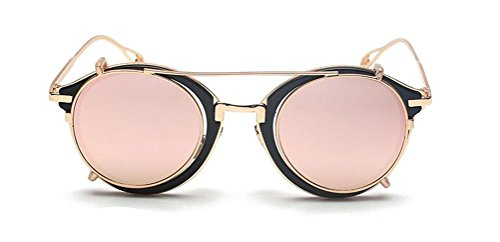 GAMT New Retro Steampunk Aviator Sunglasses for Men and Women - Police Glasses Online