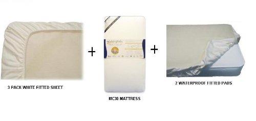 Naturepedic MC30 No Compromise Organic Cotton Classic 252 Cr