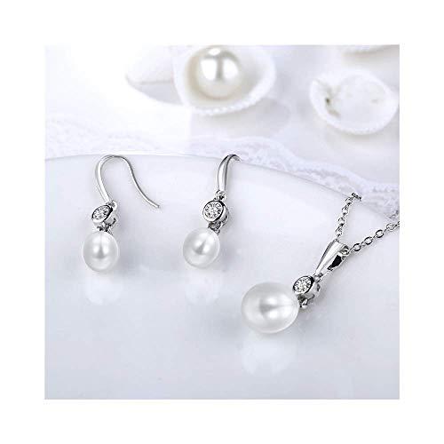 Buy sexy bridal pearl necklace set