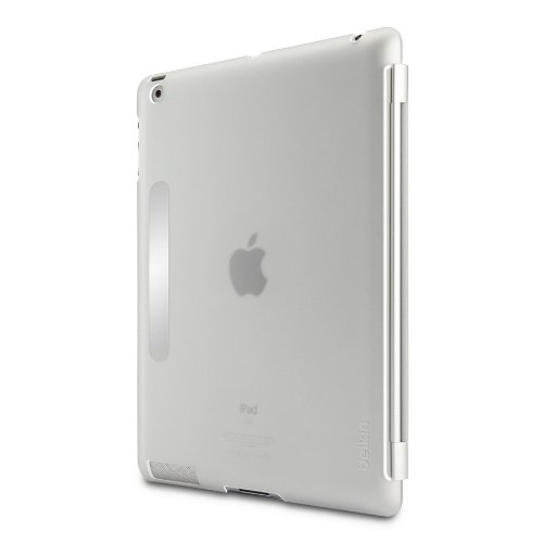 Belkin Snap Shield Case Secure for the Apple iPad 3 (3rd Generation) (Clear)