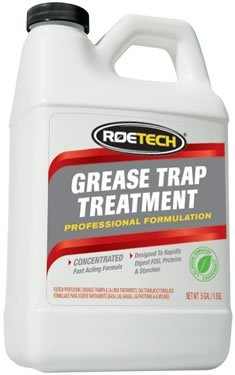 Grease Trap Treatment by Roetech