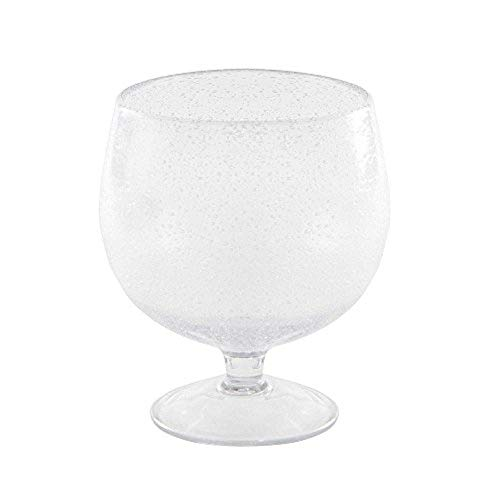 (Tag Bubble Glass Large Goblet Whiskey Brandy Bourbon Scotch Liquor Cocktail Whisky Snifter Clear Cup 28 Ounce)