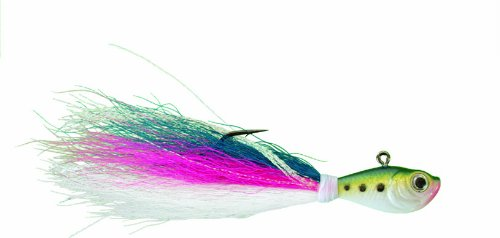 Bunker Hook (Spro Bucktail Jig-Pack of 1, Bunker, 1/2-Ounce)