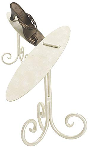 SSWBasics Boutique Ivory Shoe Display Stand - 8