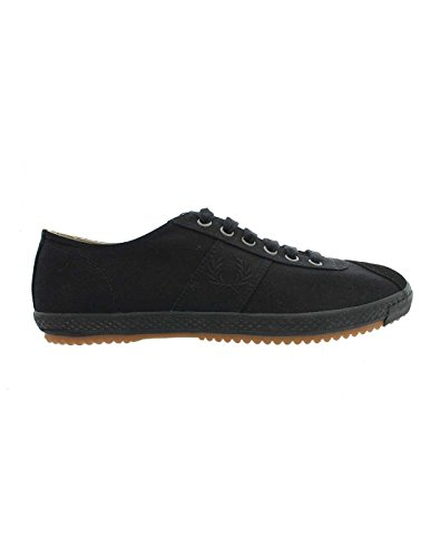 Fred Perry, Sneaker uomo nero Black