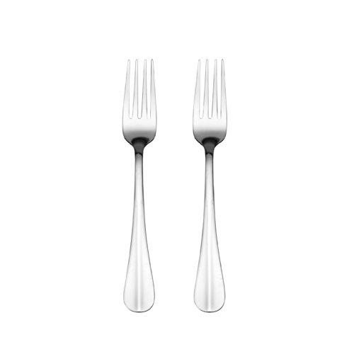 Pfaltzgraff Basics Simplicity Salad Forks, Set of 2