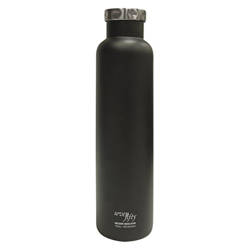 Seven Fifty Pinot Noir Vacuum-Insulated Stainless Steel Wine Growler – 750 mL Capacity