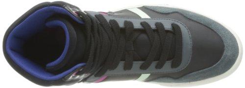 Femme Le Lecourbe Coq black Montantes W Chaussures Sportif Noir xxYTBqwa