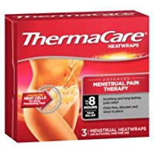 Thermacare Menstrual 8hr Size 3ct (Pack of 2)