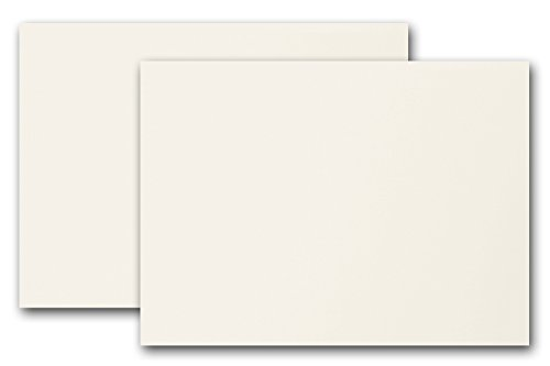 Cougar Natural 130# Double Thick Card Stock 8.5x11 - 50 Pk