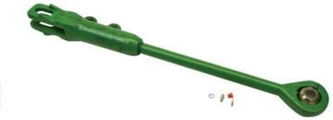 Complete Non-Adjustable Lift Link Assembly LH Compatible with John Deere 2440 2950 2350 2040 2155 820 3150 3155 830 2630 2750 2550 1530 1020 2240 2640 2020 1520 2030 2755 2355 2940 2840 2555 3055