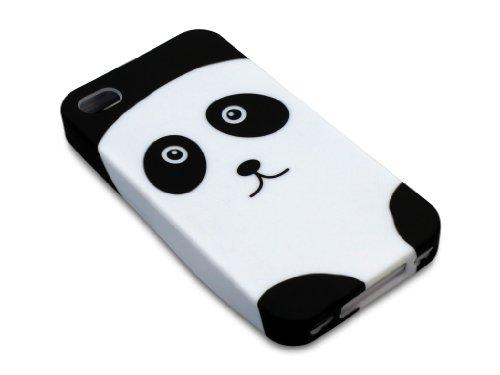 Sandberg Print Cover iPhone 4/4S Panda