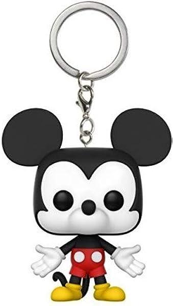 Funko Pop!-21769 Disney Llavero de Vinilo Mickey: Amazon.es ...