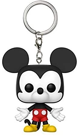 Funko Pop!- Disney Llavero de Vinilo Mickey (21769