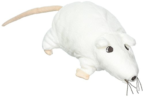 White Mouse Plush - 7
