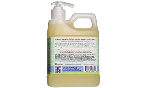 Review California Baby Calming Shampoo