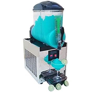 Amazon.com: Slush Machine- Dispensador de champú y bebida ...