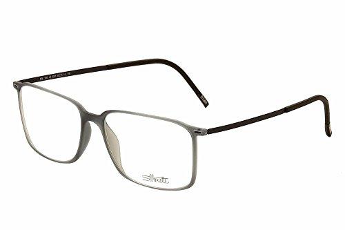 Silhouette Eyeglasses Urban Lite 2891 6051 Full Rim Optical Frame - Frames Glasses Lite
