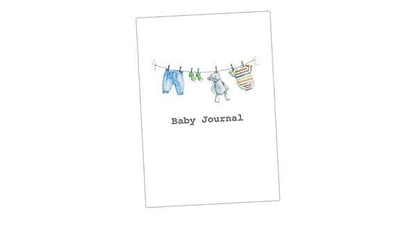Watercolour - Diario para bebé: Amazon.es: Oficina y papelería