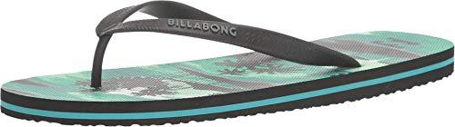Billabong Men's Tides Printed Sandal Flip Flop