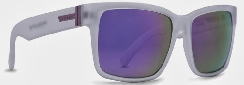 VonZipper Elmore Sunglasses SPACE GLAZE LIMITED EDITION Ice, One Size by VonZipper