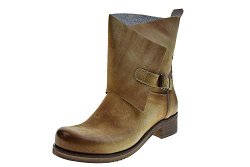 Bottines Erman's P Cuoio Chaussures 11 Peau Femme OqqxwEfpT