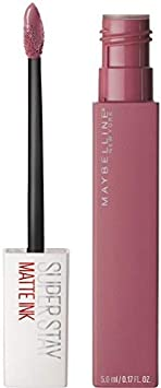 Maybelline New York - Superstay Matte Ink, Tono 15 Lover + Tono 40 ...
