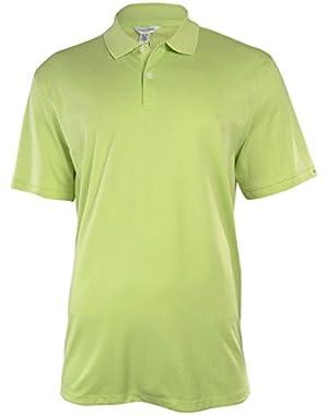 Calvin Klein Men's Liquid-Cotton Polo Shirt