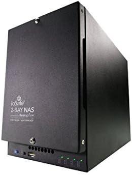 ioSafe 218 Ethernet Mini Tower Negro NAS - Unidad Raid (Unidad de ...