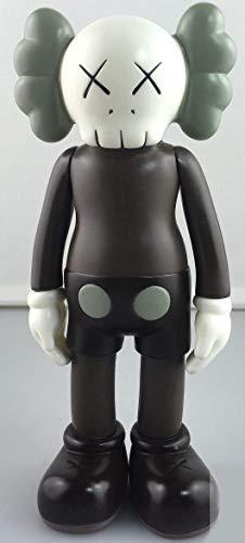 FidgetGear 1pc 8 Inch Originalfake KAWS Dissected Companion Figure Without Original Box Brown from FidgetGear