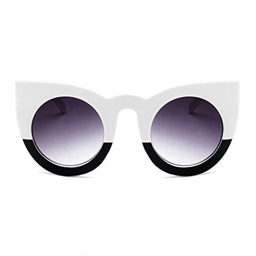 de de Street Harajuku Chat Version rétro A lunettes C Lunettes Femme Style Couleur Yeux Beat de Sport de Plage soleil coréenne Des Soleil A8ZFq5wq4