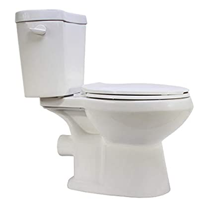 Pleasing American Elongated Rear Outlet 2 Piece Toilet Kit Amazon Com Machost Co Dining Chair Design Ideas Machostcouk